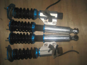 NISSAN SILVIA S13 240SX CUSCO ADJUSTABLE COILOVERS JDM S13 240SX