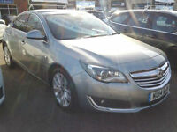 Vauxhall Insignia 2.0CDTi ecoFLEX Elite [Start Stop] (FULL LEATHER)