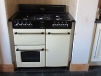 Belling Farmhouse Gas Range Cooker