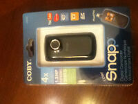 Coby Snapp Digital camcorder