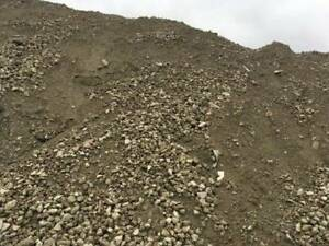 """3"""" MINUS RECYCLED AGGREGATE - 34 TONS DELIVERED - $425"""