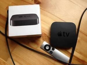 APPLE TV2 JAILBROKEN UNTETHERED with XBMC installed - $135