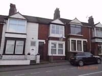 **LET BY** 1 BEDROOM GROUND FLOOR FLAT-SMALLTHORNE-LOW RENT- DSS ACCEPTED-NO DEPOSIT