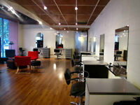 Tired of Your Boss? Downtown Salon Chair Rental Now Available
