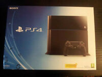 Playstation 4 500gb Boxed + 2 games (Collection only)