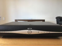 SKY+ HD Box with Remote for Sale