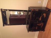 miroir & meubles de commode- négociable