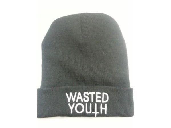 Wasted Youth Beanie  45e8d33e36c