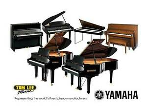 Yamaha TransAcoustic Pianos: Acoustic/Digital Excellence