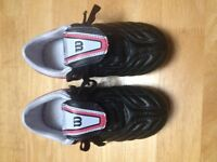 Girls Toddler size 11 soccer cleats