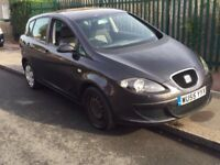 SEAT TODEDO REFERENCE TDI 1.9 diesel, 73k, full service history, t/belt chang...