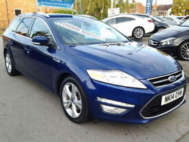 Ford Mondeo 2.0TDCi 163 Titanium X Business Edition (FULL LEATHER+SAT N