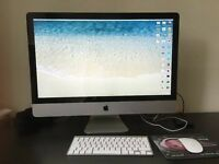 iMac 27 inch with CD Drive