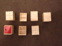 LEGO small joblot Vintage Kitchen units