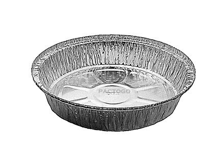 Handi-foil 9 Round Foil Take-outcake Pan No Lids -disposable Container 25pk