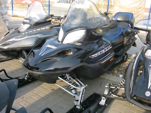 2008 Arctic Cat T660 Touring