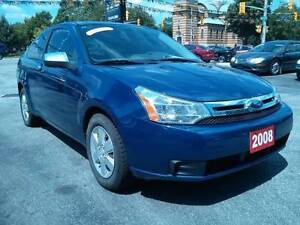 2008 Ford Focus Coupe (2 door)