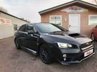 Subaru WRX STI 2.5 Sti Type UK Saloon 2014