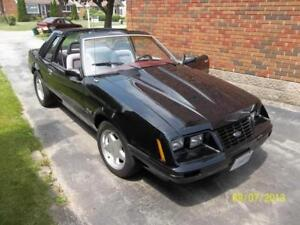 1983 Ford Mustang T-TOP MUST Willing toTRADE