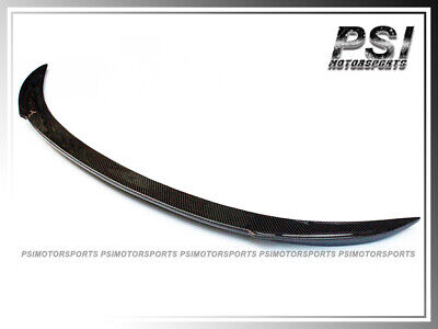 V Type Carbon Fiber Rear Trunk Spoiler For BMW 12-18 F06 F13 Coupe/Gran Coupe