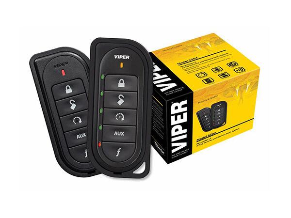Viper Smartstart Security Remote Start System Autos Post