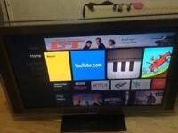 """Sony Bravia 40"""" full HD Freeview TV - Collection derby"""