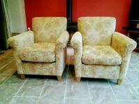 Wesley barrell armchairs