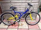 Bronx concept bike 26inch wheel. Yellow & blue