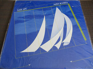 Nova Scotia-Sail On LP-New and sealed 1984 lp