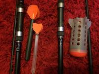 Tfg spod / marker rods