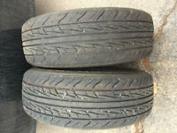 4 all season tires and rims - 195/65 R15