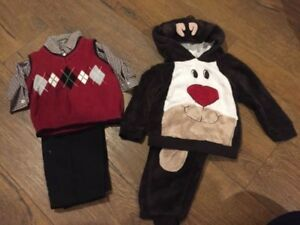 Boys 12 Months Clothes- Lot 2