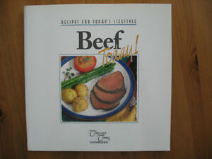 """""""Beef Today!  (Company's Coming Cookbooks)"""" (Paperback, 1996) London Ontario image 1"""