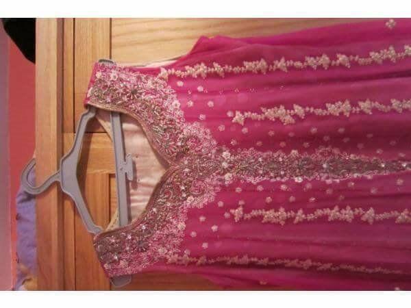 Women's formal desi Pakistani/Indian dress - 3 piece