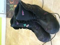 Redwing size 13 work boot