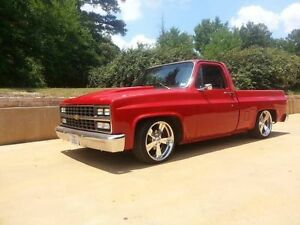 LOOKING for a squarebody chevrolet shortbox.
