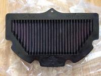 Gsxr 600 / 750 K & N air filter