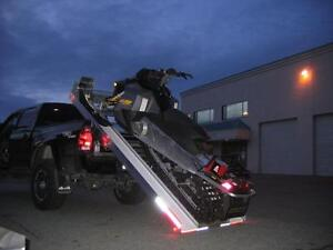 Hi Lite tilting sled deck
