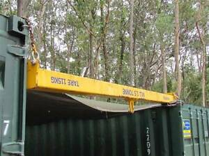 4 Meter 1.5 Tonne Nobles Steel lifting beam spreader bar Kenmore Hills Brisbane North West Preview