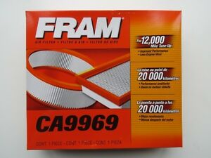 Chevrolet Cobalt Pontiac 2005-2010 Fram Air Filter 21999324 OEM