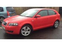 2005 Audi a3 1.6 private plate long mot May px