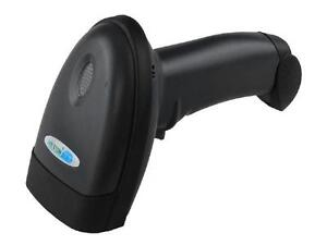 NETUM - NT-2011  Handheld USB Wired Laser 1d Barcode Scanner - Black