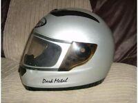 Frank Thomas Aqua Pore Size Med, mint condition & Suomy Helmet Dark Metal OFFERS