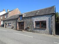 Lilliesleaf, Melrose. To let. Character cottage with 3/4 bedrooms in lovely rural village location