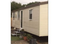 2+3 bedroom Static mobile home for rent