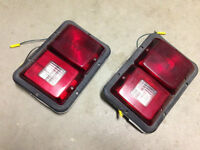 RV Faucets, lights, sink, tail lights