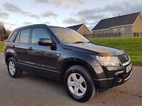 Oct 2009 Suzuki Grand Vitara 1.9 DDIS 4X4, FULL YEARS MOT! 4 NEW TYRES! LOVELY EXAMPLE!