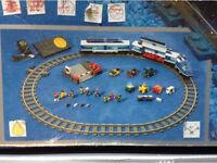Genuine Lego Train Set - 4561 Railway Express Train, working electric/transformer