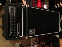 Ampeg stack 100 watts 2x10's