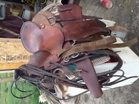 Vic Bennett Saddle